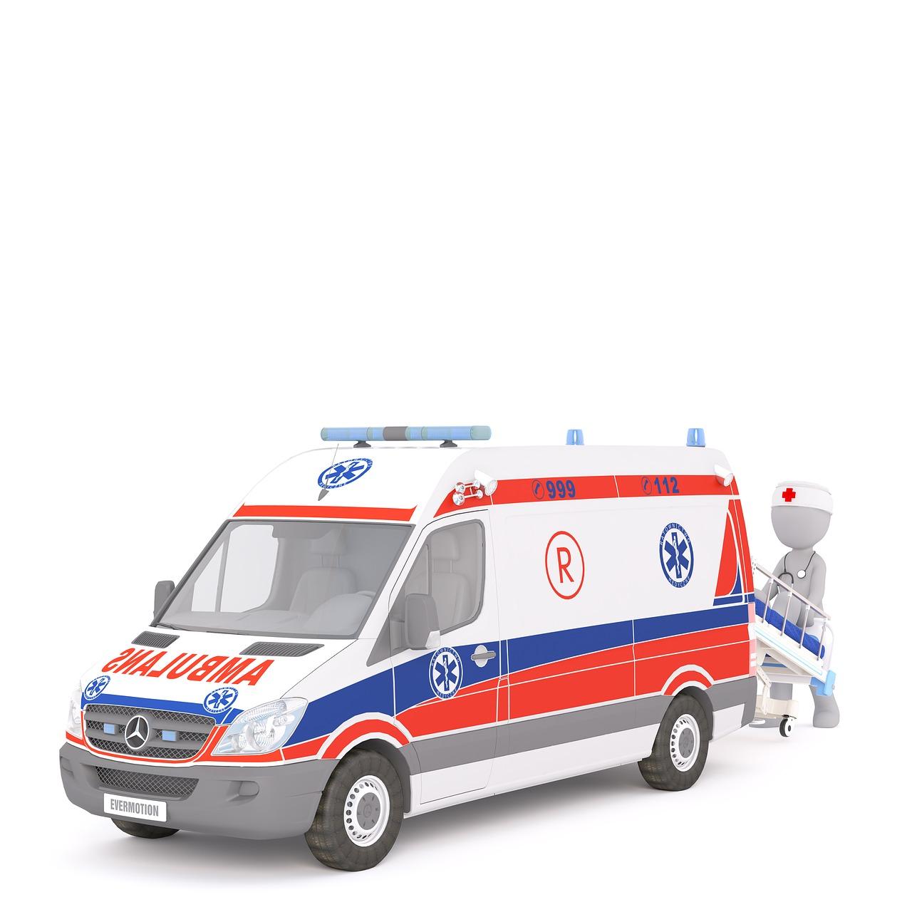 Krankenrückstransport